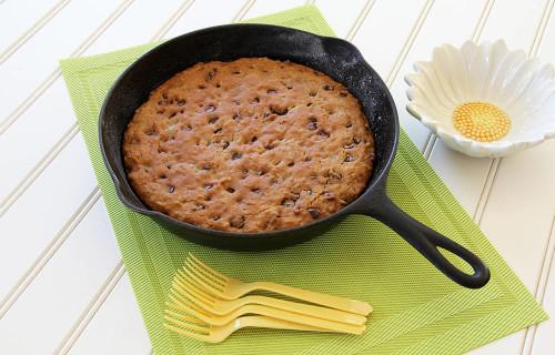 Allergy Friendly Frying Pan Cookie