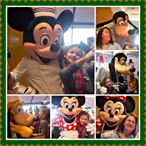 chef mickeys collage
