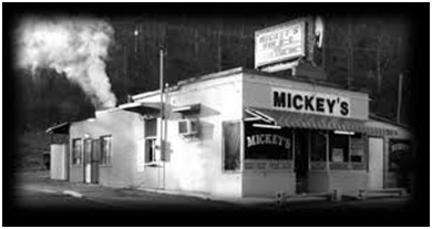 Mickey's Barbeque Hot Springs