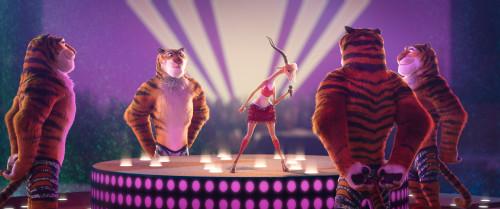 Shakira as Gazelle in Zootopia