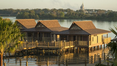 Disney Vacation Club Polynesian Bungalows