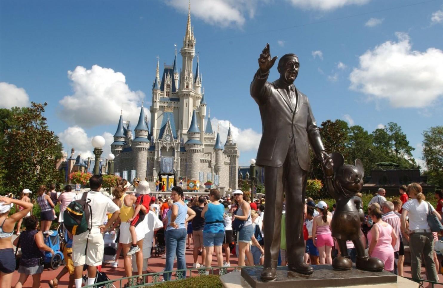 Crowded School Holidays At Walt Disney World Resort Yay Or