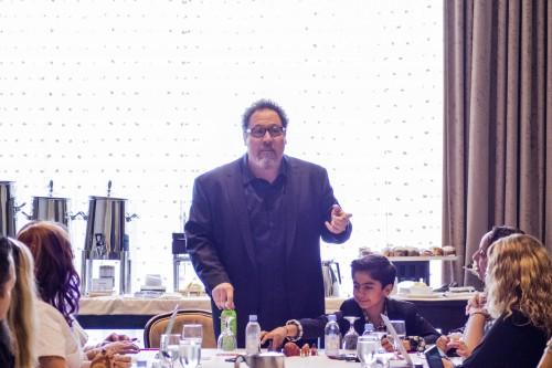 Jon Favreau Neel Sethi Interview