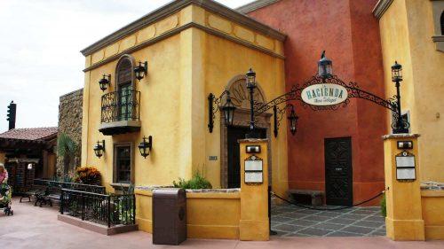 Five Best Restaurants Epcot