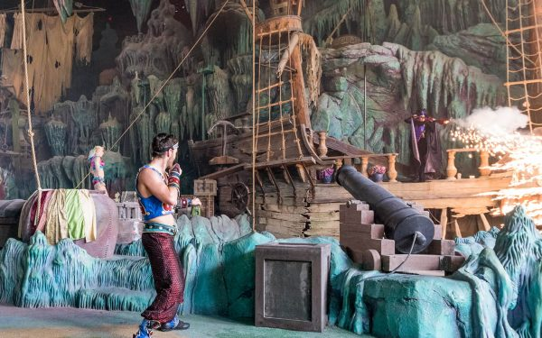Sinbad-Show-Lost-Continent