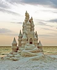 Tips Create Sand Sculptures