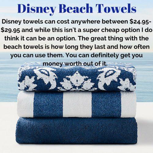 Disney-Towels