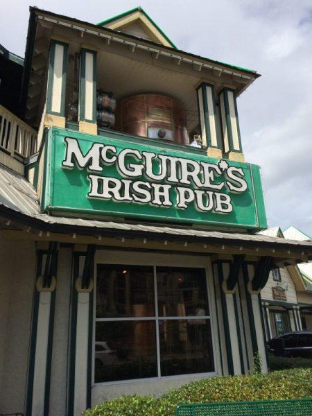 McGuires Irish Pub Destin Florida