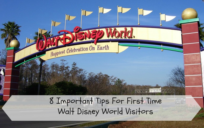 Tips First Time WDW Visitors