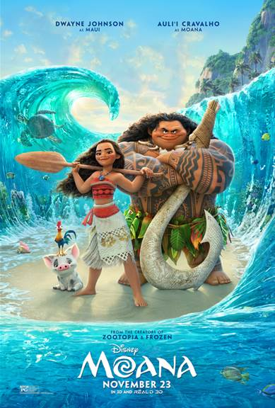 Moana Clips Soundtrack