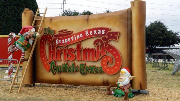 Holidays Grapevine Texas