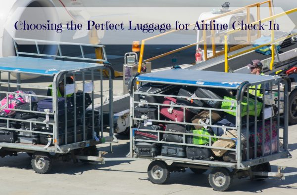 Luggage Airline Checking