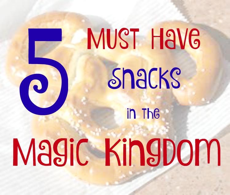 Snacks Magic Kingdom