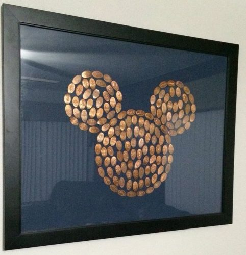Pin Trading Pressed Pennies Disney Collections
