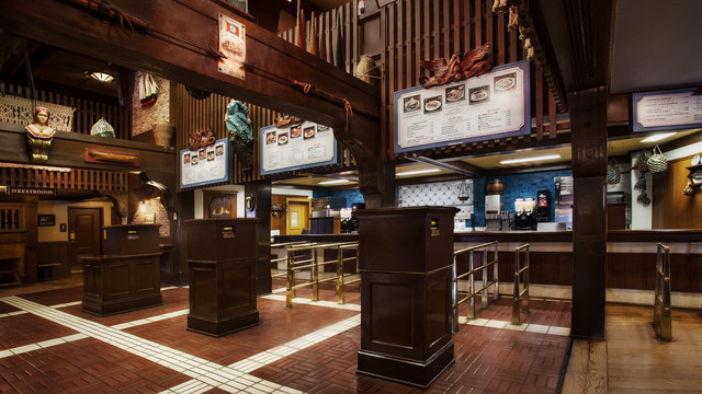 Best Quick Service Restaurants WDW