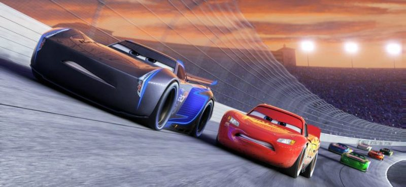 Cars 3 Newest Trailer Lightening Strikes