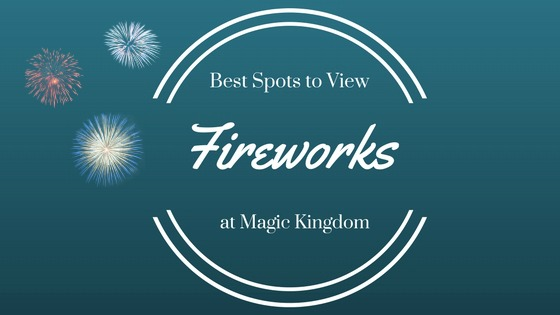 View Fireworks Magic Kingdom