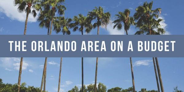 Orlando Area Budget Travel