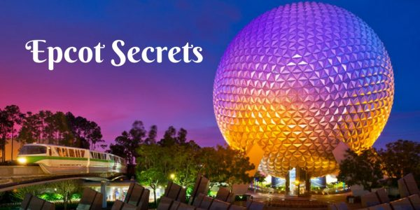Epcot Secrets