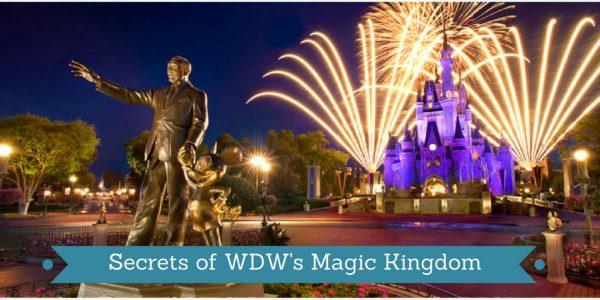 Secrets Magic Kingdom WDW