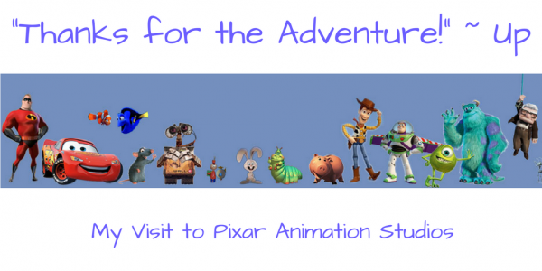 Pixar Animation Studios Tour