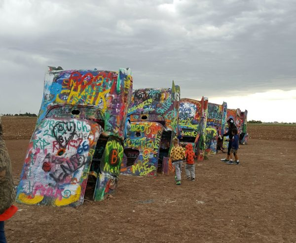 Amarillo, Texas Offers Something for Everyone - An Open Suitcase