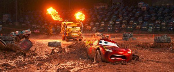 Pixar Production Cars 3