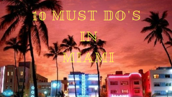 Must See Miami