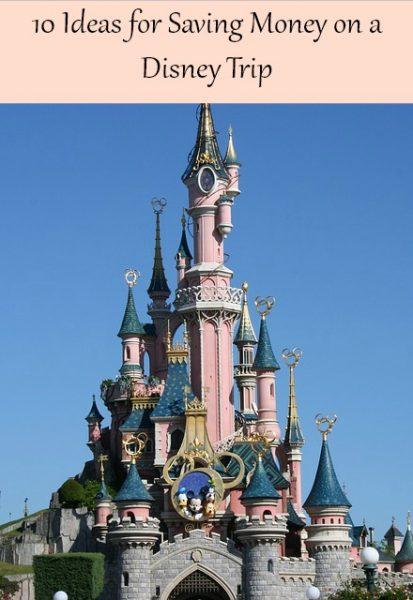 Save Money Tips Disney