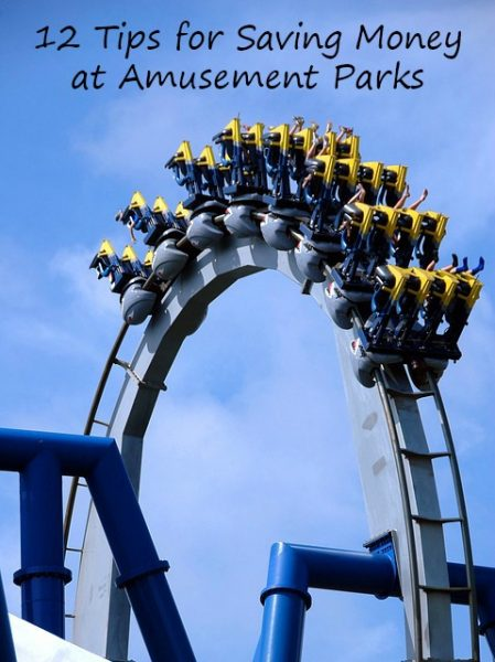 Money Saving Tips Amusement Parks