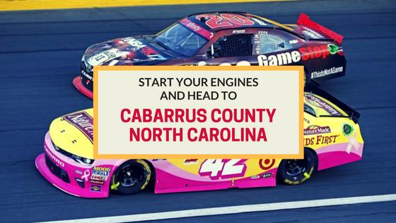 Cabarrus County North Carolina