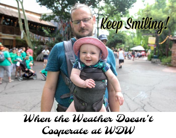 Rain WDW Tips