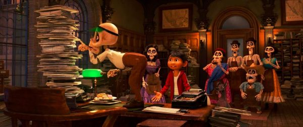 Pixar Coco Trailer Welcome Land Dead
