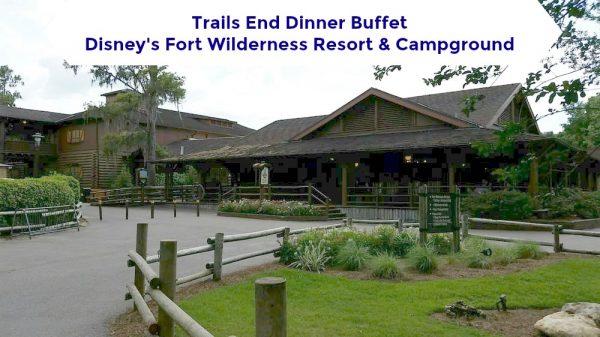 Trails End Dinner Buffet