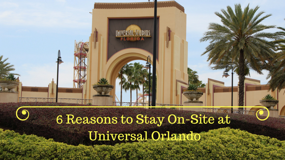 Universal Orlando OnSite Resorts