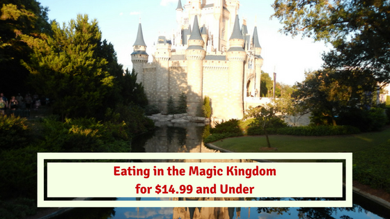 budget eating magic kingdom