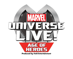 Marvel Universe Live Amway Center