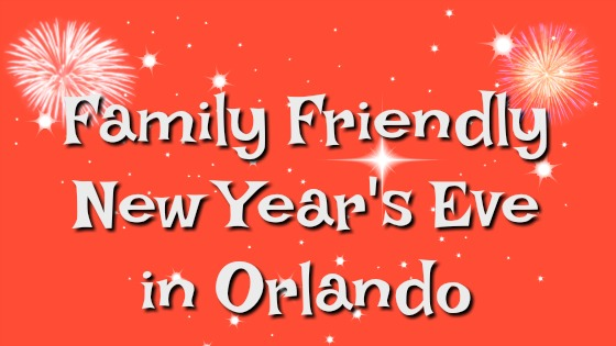 family friendly new years orlando
