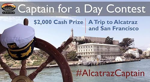 Alcatraz Cruises Captain Day
