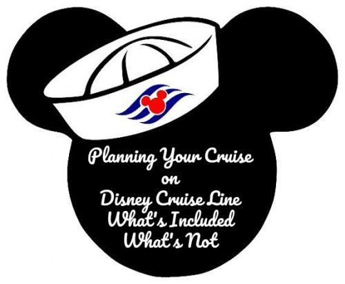 Disney Cruise Line included