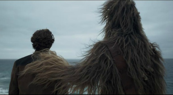 Solo Star Wars Story Trailer