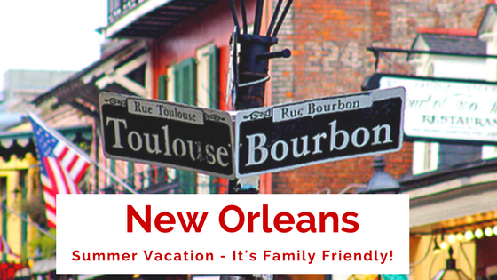 family friendly new orleans