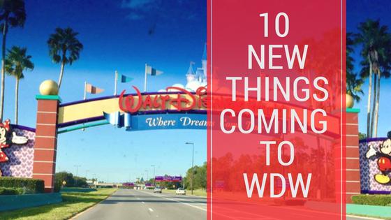 ten new things wdw