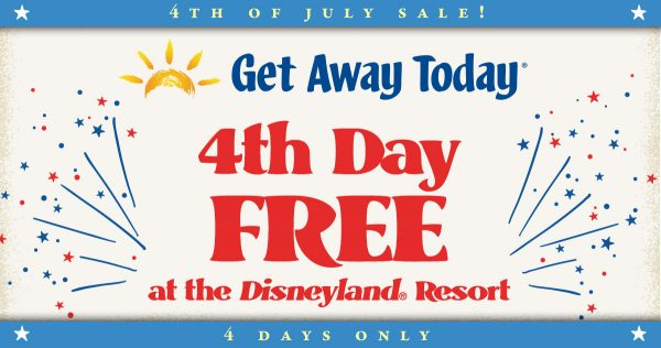 Disneyland Ticket Sale