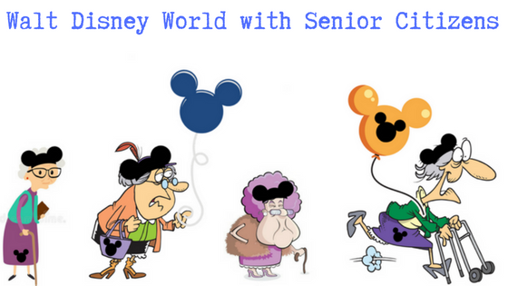 walt disney world senior citizens