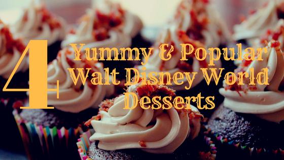 wdw popular desserts