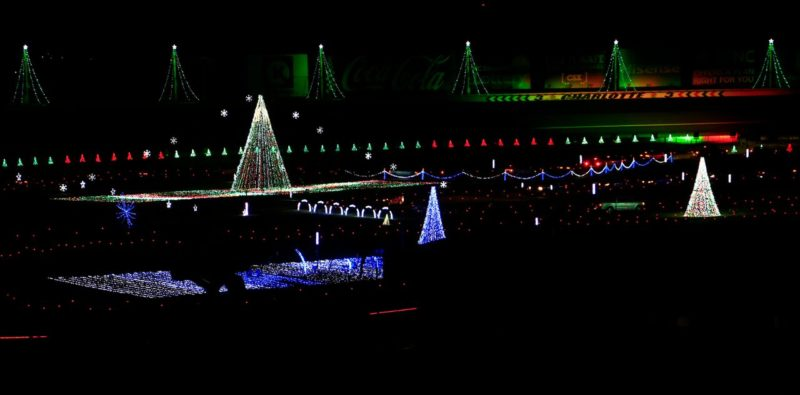 Charlotte Motor Speedway Christmas Lights.Be Sure To Visit Charlotte Motor Speedway S Christmas Light