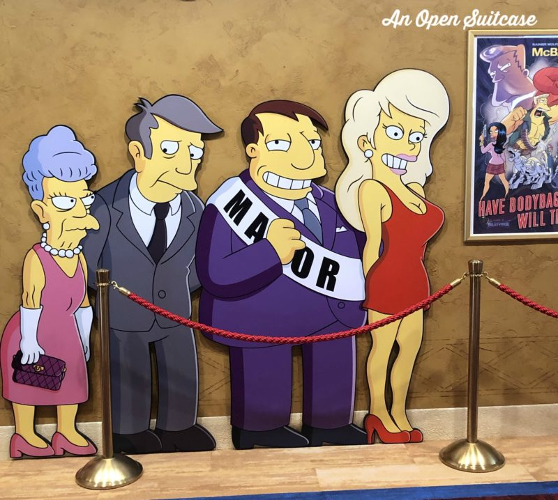 Simpsons 4D Myrtle Beach Broadway at the Beach