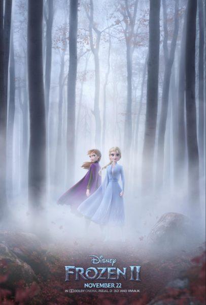 Frozen 2 Latest Trailer
