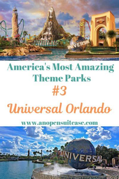 Amazing Parks Universal Orlando